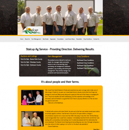 Stalcup Ag Services