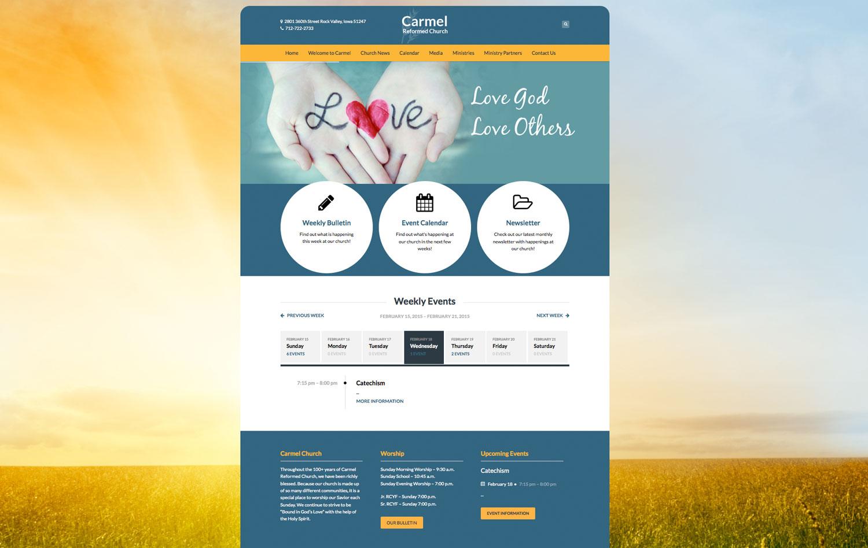 Modern Website Design Northwest Iowa - Ad Website Northwest