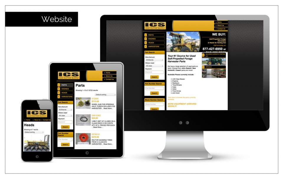 Agency Two Twelve takes website functionality to responsive