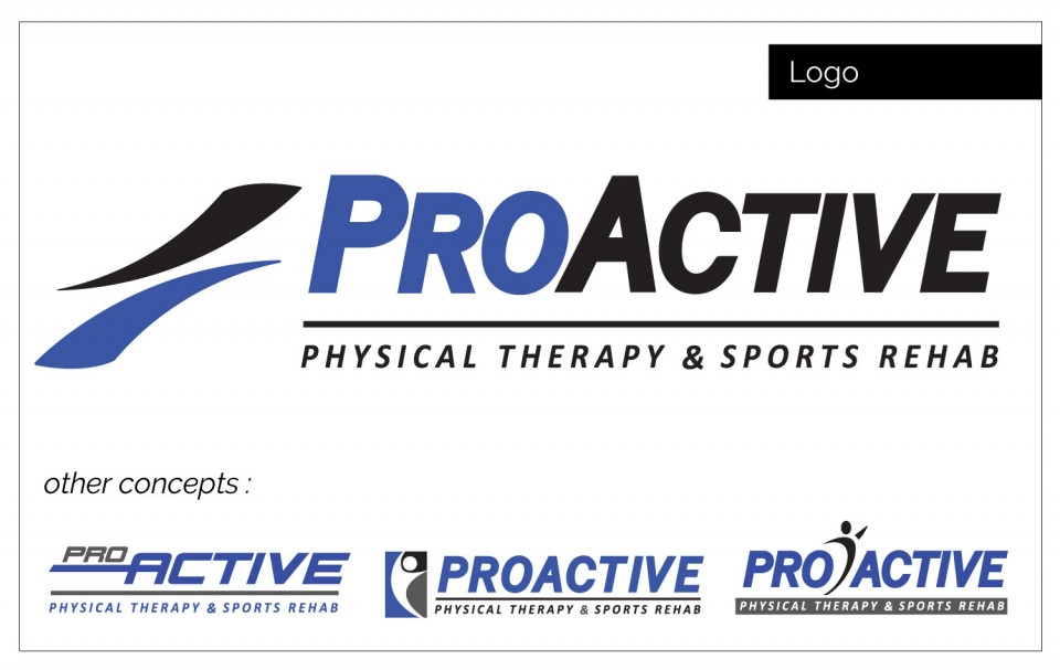 Agency Two Twelve helped ProActive do some marketing with a new logo
