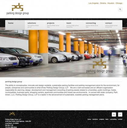 Parking Design Group
