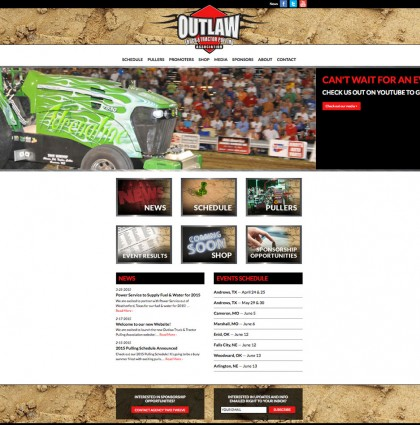 Outlaw Truck and Tractor Pulling Association