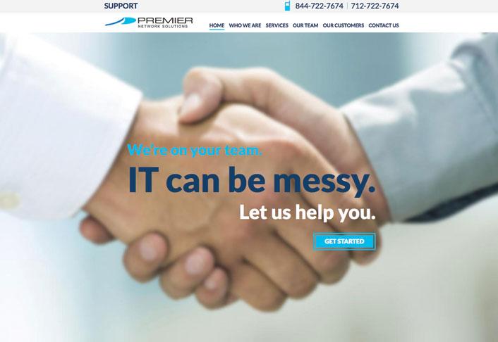 Premier Network Solutions