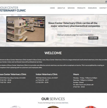 Sioux Center Veterinary Clinic