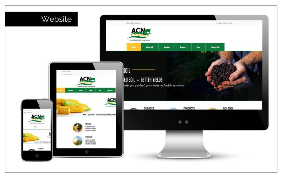 Agency Two Twelve - Advanced Crop & Nutrition - New Logo Northwest Iowa