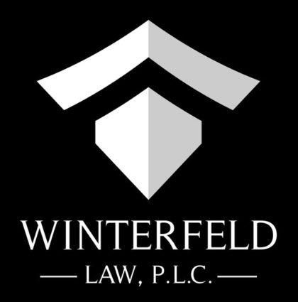 Agency Two Twelve - Winterfeld Law - Brand Identity Design Iowa - Bus Advertising Iowa