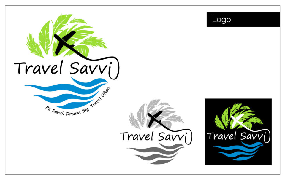 Website Design Northwest Iowa - Agency Two Twelve - Travel Savvi