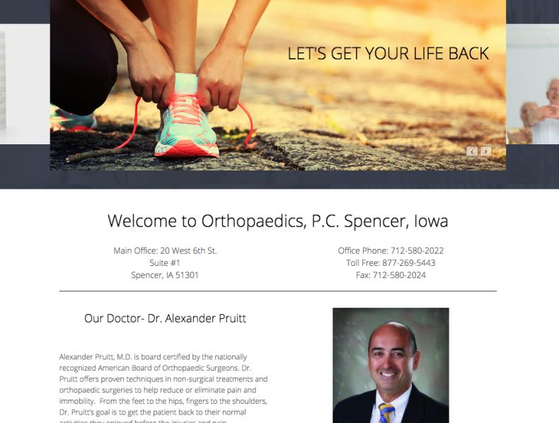 Orthopaedics, P.C.